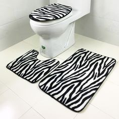 Joyoldelf Flannel Non Slip 3 Piece Sea World Bathroom Mat Sets Interesting 3 Piece Bathroom Rug Sets 2018