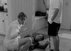 "Michael Pitt y Tim Roth en ""Funny Games"", de Michael Haneke (2007)."