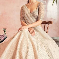 muslim wedding dresses with veil Indian Lehenga, Indian Gowns, Indian Attire, Indian Ethnic Wear, Pakistani, Indian Bridal Outfits, Indian Designer Outfits, Bridal Lehenga Collection, Lehnga Dress