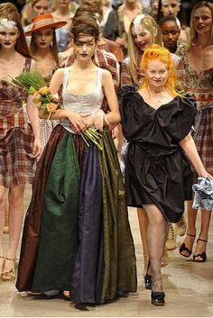 Vivienne Westwood - Designer Extraordinaire