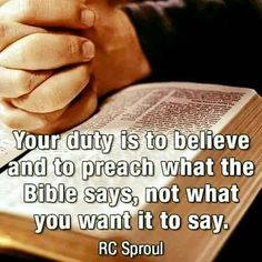 christian quotes   R.C. Sproul quotes   Bible