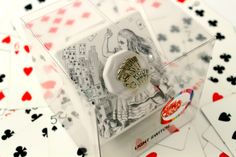 8 Alice Pack Of Cards Light Switch by Candy Queen - Alice In Wonderland Light Switch Project by Candy Queen Designs Queen Design