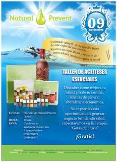 Descubre como mejora tu salud y la de tu familia, además de generar abundancia económica. —en Quito Ecuador ..02 6002780 o al 02 2435283.