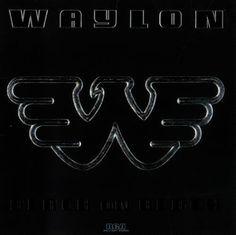 Lp Album Covers | On Black Lp Album Cover, Waylon Jennings Black On Black Lp CD Cover ...