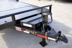 Tilt Bed Trailers - We can special order any size trailer to fit your needs! Tilt Trailer, Car Hauler Trailer, Trailer Plans, Trailer Build, Tactical Seat Covers, Welding Trailer, Landscape Trailers, Equipment Trailers, Lifted Cars
