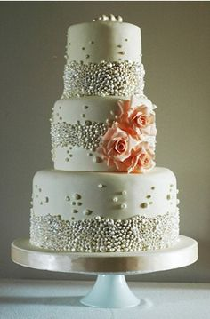 dream cake right here (minus the flowers)