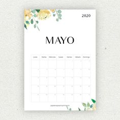 Print Calendar, Calendar 2020, Diy Agenda, Bullet Journal Printables, Diy Gifts For Him, Bullet Journal School, Simple Stories, Planner Pages, Notebook