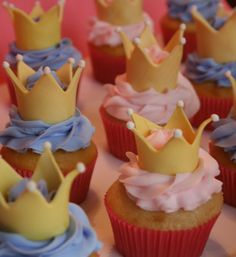Princess Party https://www.facebook.com/pages/I-Love-Cupcakes/214480875375274