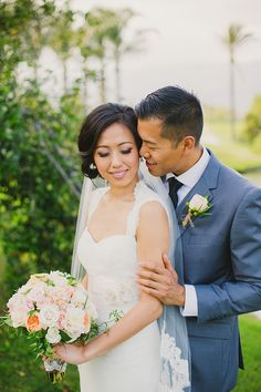 beautiful may wedding; makeup&hair by kelly #kellyzhangteam #classic #romantic #may