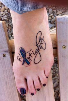 Rheumatoid Arthritis Tattoo