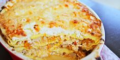 Autumn Lasagna with Chicken, Squash and Sage Recipes Lasagna Recipe Food Network, Food Network Recipes, Lasagna Recipes, Cooking Recipes, Chicken Recipes, Pasta Recipes, Butternut Squash Casserole, Baked Butternut Squash, Chicken Squash