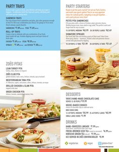 zoes kitchen catering zoe s kitchen pinterest zoes kitchen rh pinterest com zoes kitchen catering menu with prices zoes kitchen printable catering menu