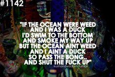 The Ocean Weed Poem