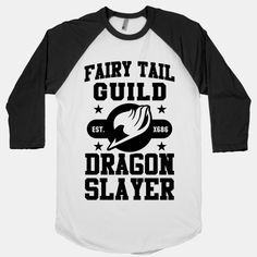 The awesome guild of fairy tail is home to some awesome mages. Show some anime love in this athletic themed fairy tail themed dragon slayer design. | Beautiful Designs on Graphic Tees, Tanks and Long Sleeve Shirts with New Items Every Day. Satisfaction Guaranteed. Easy Returns.