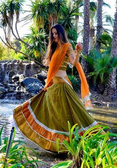061203694f 65 Best Gopi Dress images in 2018 | Indian clothes, Indian attire ...