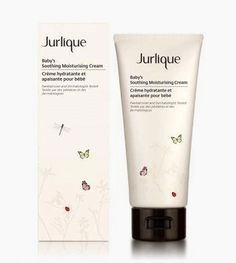 Jurlique Baby's Soothing Moisturising Cream, organic and natural, gentle enough for babies. Soothes and nourishes. Love the packaging! Available to buy online from Australian stockist Kiana Beauty Melbourne, $35.00.