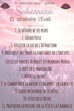 11 méthodes pour atteindre l'Éveil