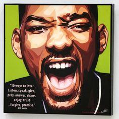 Zal Smith Wall Art Decals Quotes van WallArtDecalsQuotes op Etsy