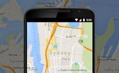 Google Maps acepta nuevos comando de voz #Android #Google #App
