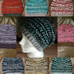 Ravelry: canadaked's The 62 Minutes Hat