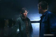 Supernatural - Publicity still of Jared Padalecki & Jensen Ackles