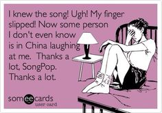 So me!!!Love my song pop!!