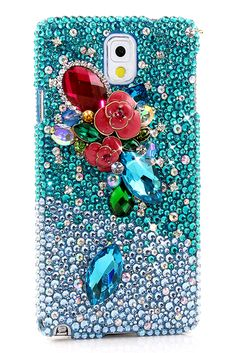 Samsung Galaxy Note 4 Be Dazzled Bird Design case DIY vintage phone cover accessories for girls