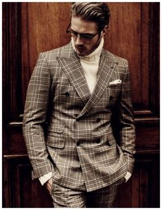 ♂ fashionable men gentleman style masculine and elegance winter classy look