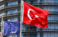 پارلمان اروپا: مذاکرات پیوستن ترکیه به اتحادیه اروپا متوقف شود