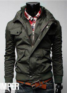Layers are a big thing in WA but notice not just anything even the last layer is a button down people.