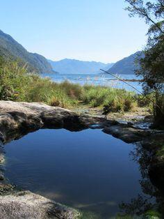 Fiordos de Cahuelmo, Parque Pumalin, Carretera Austral, Chile