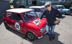 Video: Brian Johnson: 'cars give me the same thrill as music' - Telegraph