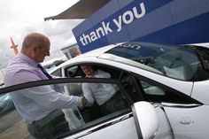 Thank You - Another successful handover at Essex Auto Group.