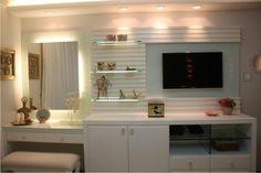 Untuk my room nampak luas Bedroom Furniture, Bedroom Decor, Bedroom Girls, Bedrooms, New Room, Room Inspiration, Small Spaces, New Homes, Interior Design