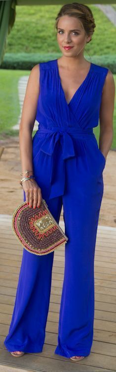 Electric Blue Street Style Inspiration