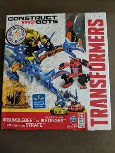 Transformers constuctbots-Strafe