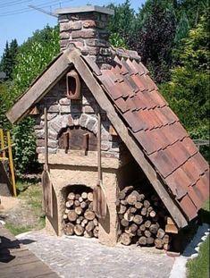 Bauanleitung-Steinbackofen-Pizzaofen-Versand-per-E-Mail #outdoorwood