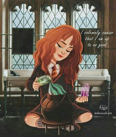 While I'm finishing my inktober illustration wanna to show you this beauty😍 Illustration for ❤️ To see more commission… Mundo Harry Potter, Harry Potter Anime, Harry Potter Books, Harry Potter Fan Art, Harry Potter Universal, Harry Potter Fandom, Harry Potter World, Harry Potter Artwork, Harry Potter Drawings