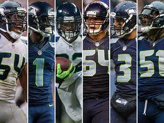 Seattle Seahawks 2012 Rooks
