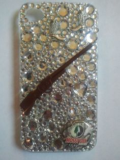 Country bling bling iphone 4/4s case by laurrnicolee on Etsy, $35.00 I wish I had an iPhone the cases are adorbs. :)