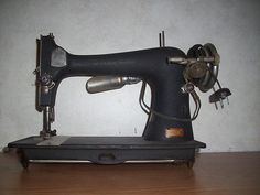 As a seamstress, this could have been Vivvi's sewing machine.