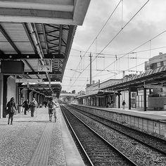 #trainspotting #trainstation #transportepublico #symmetricalmonsters #symmetrykillers #achadosdasemana #citykillerz #agameoftones #artofvisuals #streetdreamsmag #mobilemag #shootermag #justgoshoot #gerador #oh_mag #p3top #preguicamagazine #royalsnappingartists #portugalcomefeitos #super_portugal #portugaldenorteasul #igersportugal #pt_bnw_captions #faded_world #huntgram #flair_bw #bnwmood #bnw_captures #bnw_life #blackandwhiteisworththefight by therealstormlx