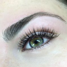 JBrand Beauty Classic lash extensions and Brow Shaping