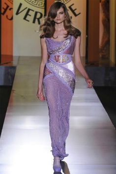 versace #runway #fashion