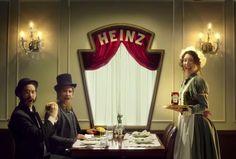 Lfernandes: Agencia Africa cria a nova campanha da Heinz
