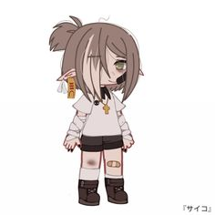 Bad Girl Outfits, Club Outfits, Anime Oc, Anime Neko, Character Outfits, Character Art, Dark Anime Girl, Club Hairstyles, Club Face