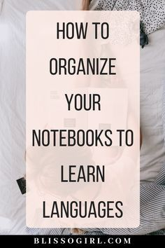 this post I share with you my tips on how to organize your notebooks for learning any language!In this post I share with you my tips on how to organize your notebooks for learning any language! Language Study Printable Planner - Salmon, 10 Printable Pages Language Quotes, Language Study, Language Lessons, Learn A New Language, German Language, Italian Language, Foreign Language, Dual Language, Chinese Language