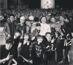 PSY & Bigbang & MonstaX