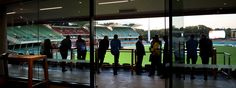 **Cafe to be set up outside also** William Magarey Room (North) - Functions & Events - Adelaide Oval Stadium Management Authority