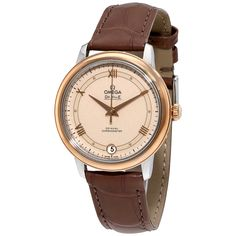Omega De Ville Automatic Ladies Watch 424.23.33.20.09.001 - Omega - Watches - Jomashop